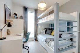 Appartement VEFA chic et chaleureux