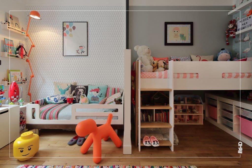 2 enfants, une chambre