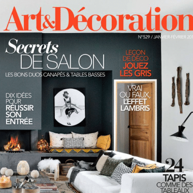 Architecte d'intérieur et décorateur d'intérieur publication art & décoration myHomeDesign