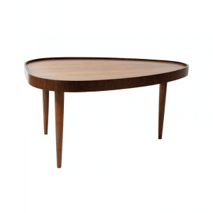 Table basse kokot bois