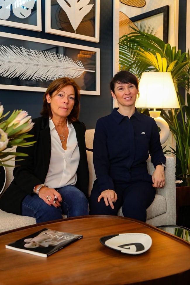 Florence de Guerry & Alexa Funès