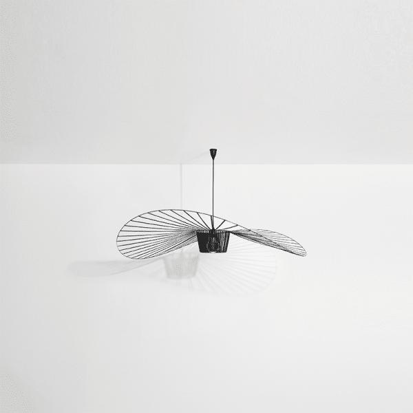 Petite suspension vertigo noire