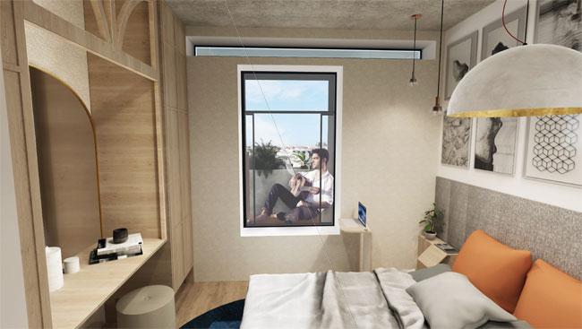 Appartement-témoin-dans-10-ans-Atelier-Germain-_-chambre-_-fenêtre-habitées