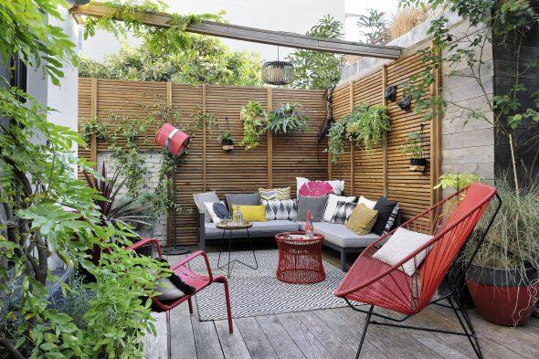 Aménager un corner outdoor