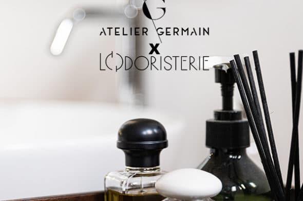 Atelier Germain x L'Odoristerie