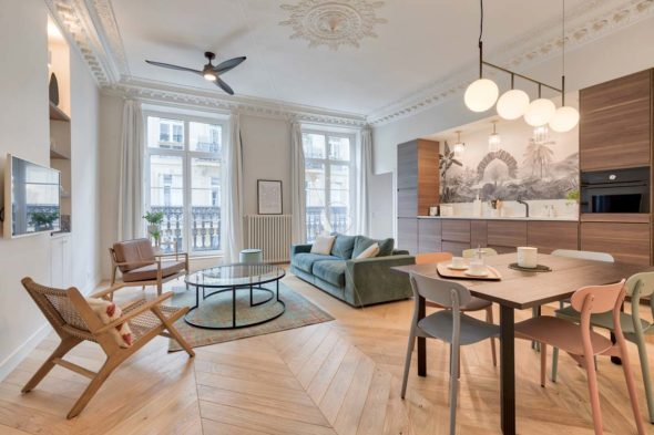 Appartement - Projet Atelier Germain
