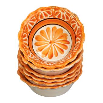 Tendance déco l'imprimé Suzani dans la déco vaisselle Kitsh Kitchen 2