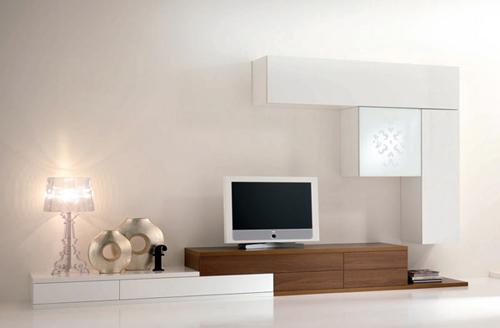 Tendance déco : le meuble TV fait son show - Atelier Germain