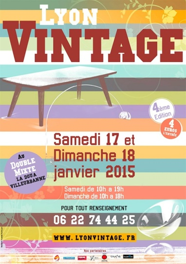 Actu déco : Lyon Vintage