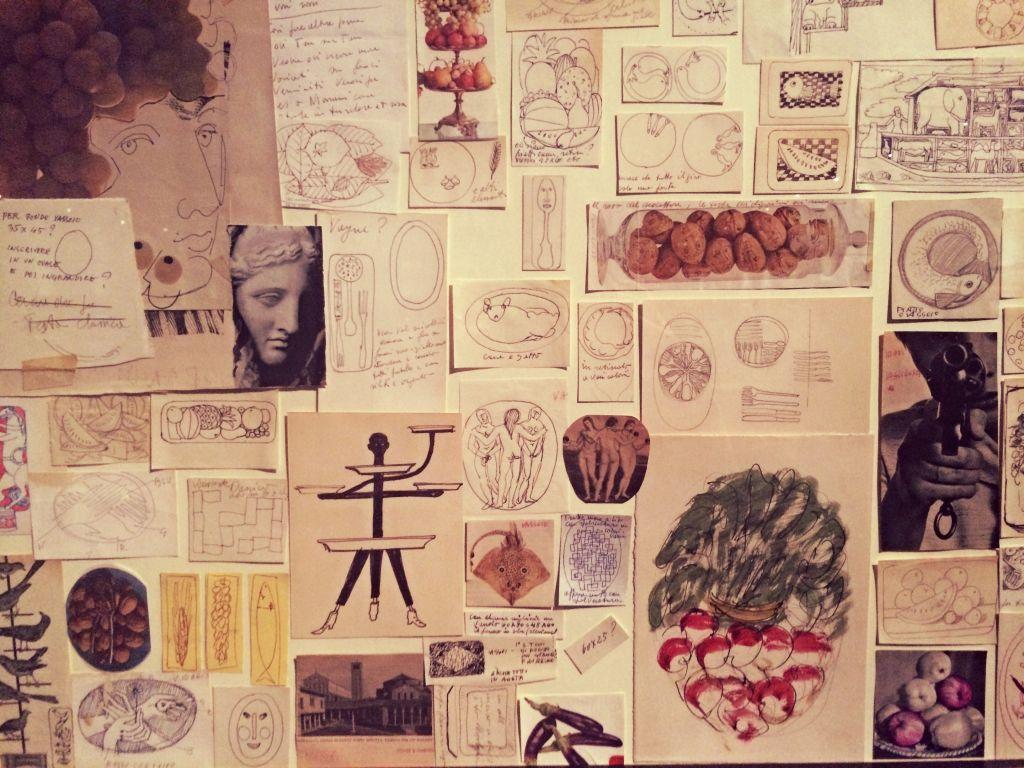 Actu Déco: Fornasetti aux Arts décoratifs