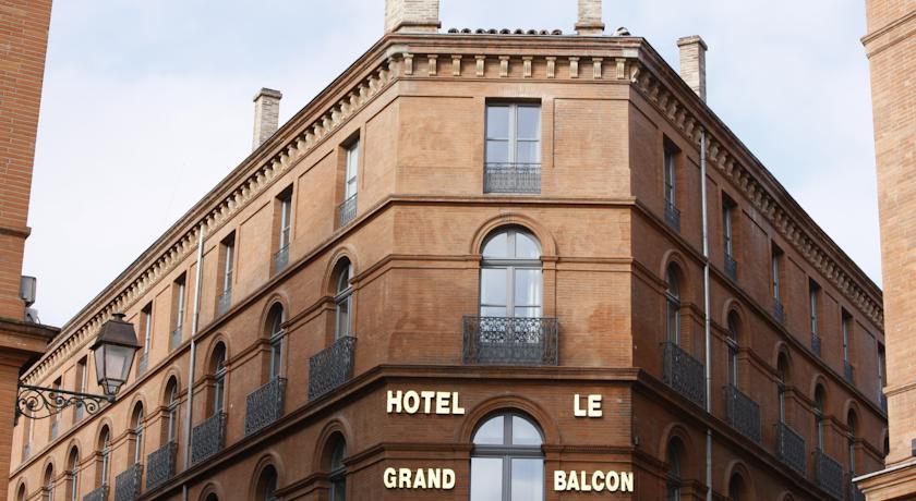 Visite déco : le Grand Balcon à Toulouse