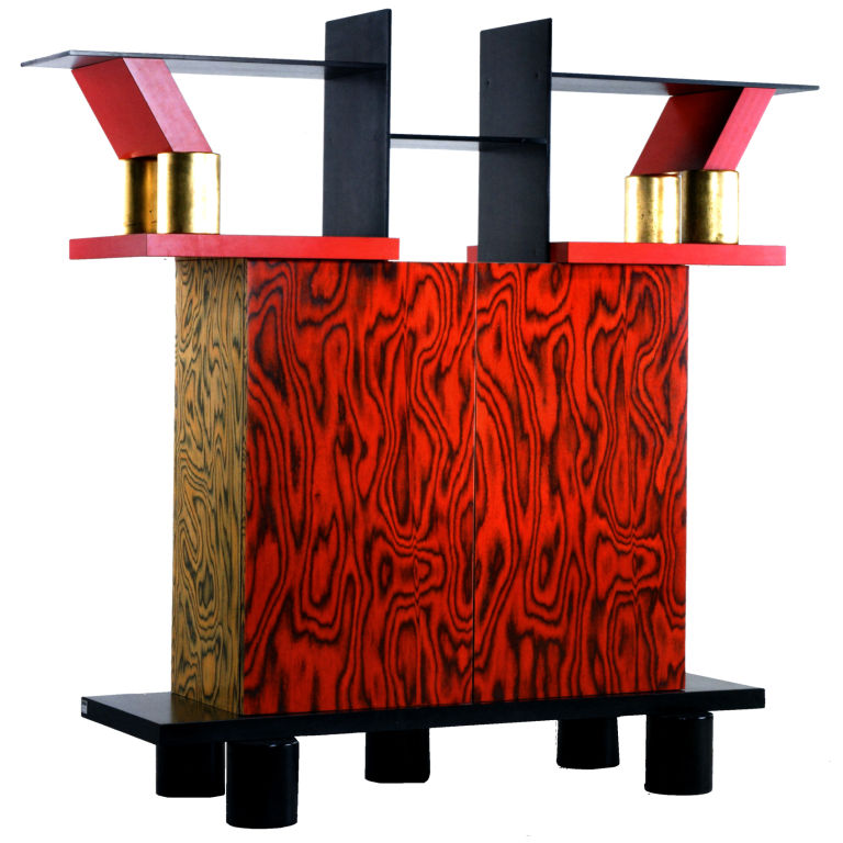 Freemont cabinet - Sottsass - MHD