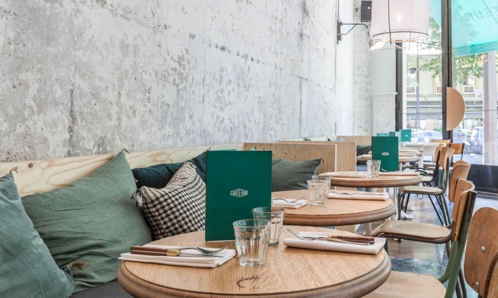 Visite Déco : Auteuil Brasserie