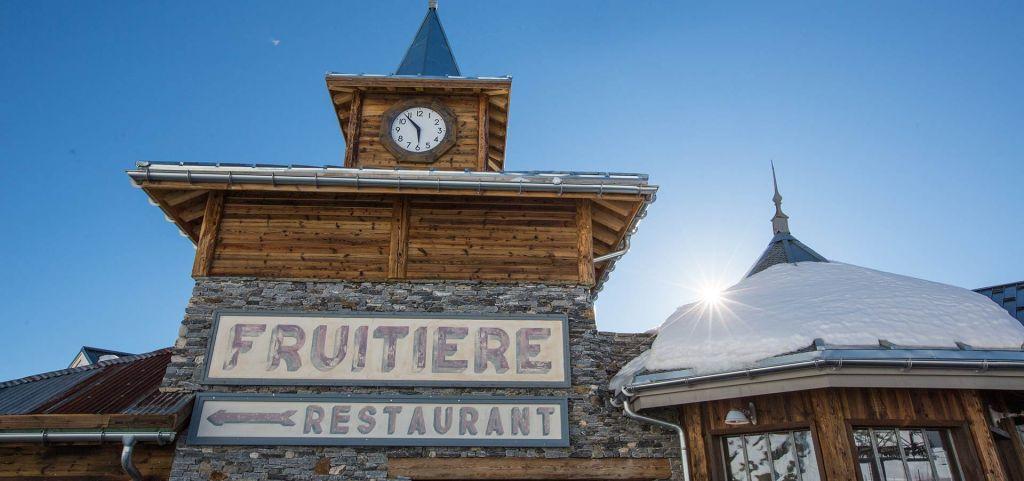 fruitiere restaurant - MHD