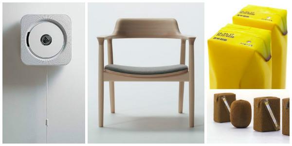 Muji, Hiroshima Chair, Packaging Naoto Fukasawa