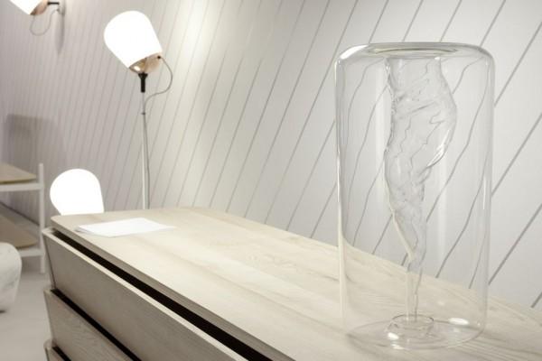 Tourbillon vase A+A Cooren