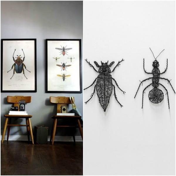 insectes déco ampm