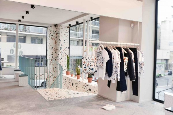 Boutique Maison Kitsuné à Paris